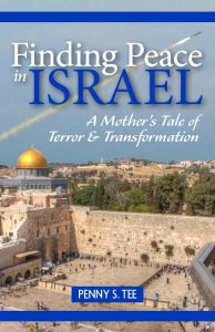 Finding Peace in Israel Proposed Cover