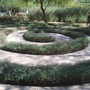 Labyrinth, Sunnylands