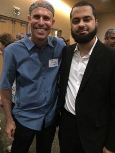 Rabbi K'vod Weider & Sheikh Tarik Ata