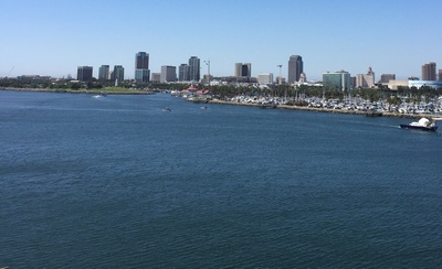 cruise ocean harbor view 400x244