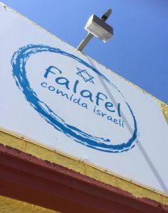 Falafel Comida Israeli