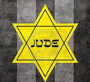 jewish star on prisoner uniform